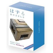 Huzzle Cast Puzzle Level 4: Coil