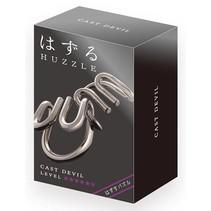 Huzzle Cast Puzzle Level 5: Devil