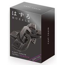Huzzle Cast Puzzle Level 6: Chain