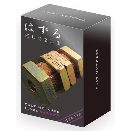Eureka Huzzle Cast Puzzle Level 6: Nutcase