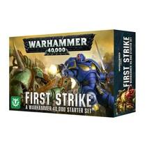 Warhammer 40,000 8th Edition Starter Set: First Strike