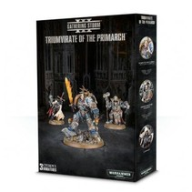 Warhammer 40,000 Gathering Storm Chapter 3: Imperium - Triumvirate of the Primarch (Limited Edition)