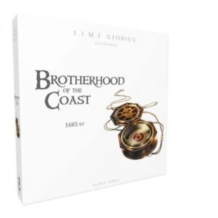 Space Cowboys T.I.M.E. Stories: Brotherhood of the Coast