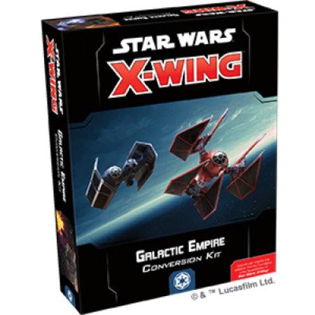 Fantasy Flight X-Wing 2.0 Galactic Empire Conversion Kit