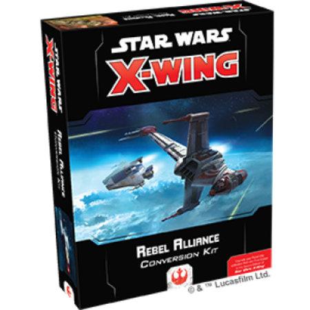 Fantasy Flight X-Wing 2.0 Rebel Alliance Conversion Kit