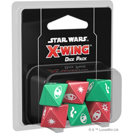 Fantasy Flight X-Wing 2.0 Dice Pack