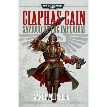 Black Library Ciaphas Cain: Saviour of the Imperium