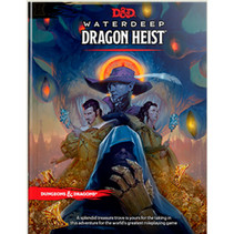 D&D 5th Edition Adventures: Waterdeep Chapter 1 - Dragon Heist