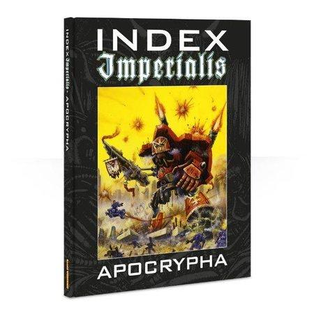 Games Workshop Warhammer 40,000 Lorebook: Index Imperialis - Apocrypha