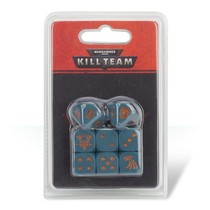 Warhammer 40.000 Kill Team: Elucidian Starstriders Dice