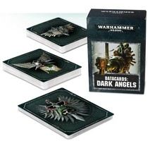 Warhammer 40,000 8th Edition Datacards Imperium: Adeptus Astartes Dark Angels