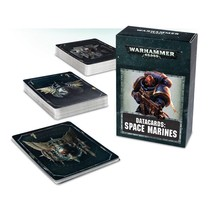 Warhammer 40,000 8th Edition Datacards Imperium: Adeptus Astartes Space Marines