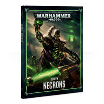 Warhammer 40,000 8th Edition Rulebook Xenos Codex: Necrons (HC)