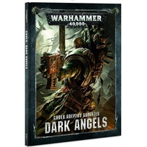 Warhammer 40,000 8th Edition Rulebook Imperium Codex: Adeptus Astartes Dark Angels (HC)