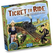 Ticket to Ride - Nederland (Map Collection 4)