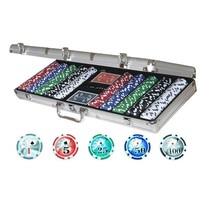 Poker Koffer Alluminium 500 fiches 11.5 gram