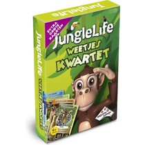Jungle Weetjes Kwartet