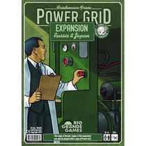 Power Grid Expansion: Russia/Japan