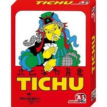 Tichu (Taipan), soort klaverjassen 4 spelers