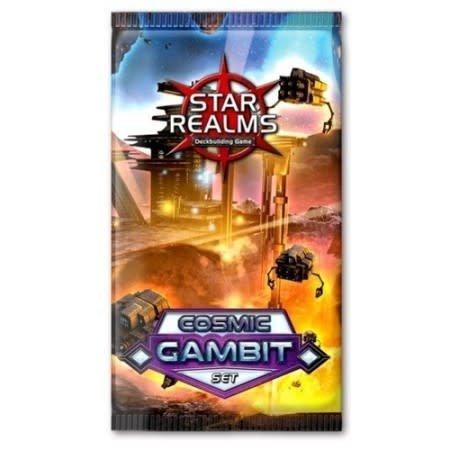 White Wizard Games Star Realms: Cosmic Gambit (Eng)