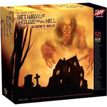 Betrayal at House on the Hill: Widow`s Walk (Eng) - Uitbreiding