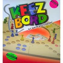 Keezbord Kunststof 4-6 Persoons