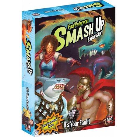 Alderac Entertainment Smash Up! It's Your Fault!