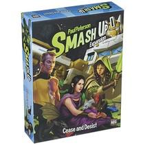 Smash up! Cease and Desist