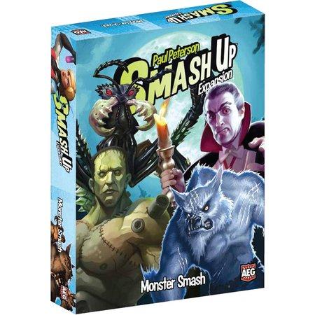 Alderac Entertainment Smash up! Monster Smash