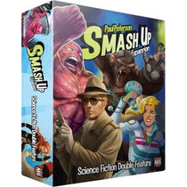 Smash up! Science Fiction Double Feature