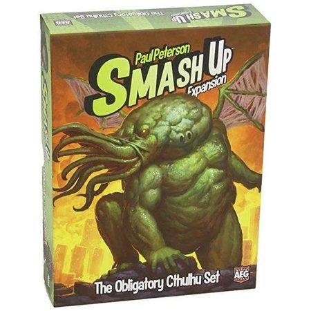 Alderac Entertainment Smash up! The Obligatory Cthulhu Set