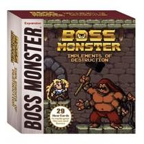 Boss Monster: Implements of Destruction (Eng)  - Uitbreiding
