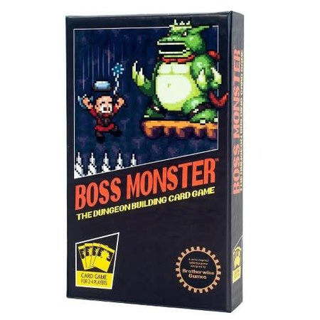 Brotherwise Games Boss Monster*