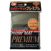 Sleeves: KMC Hyper Mat Premium Black