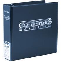 BINDER Blue Genereic C12 Collectors Card Album Dark blue