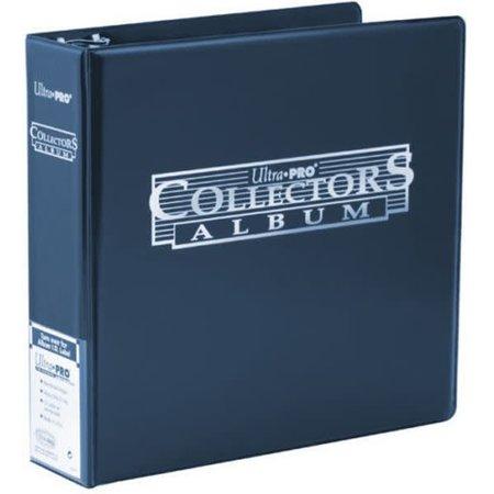 Ultra-Pro BINDER Blue Genereic C12 Collectors Card Album Dark blue