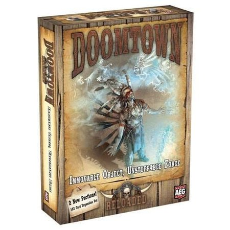 Alderac Entertainment Doomtown Reloaded: Immovable Object, Unstoppable Force