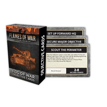 FOW 4.0: Fog of War Objective Cards