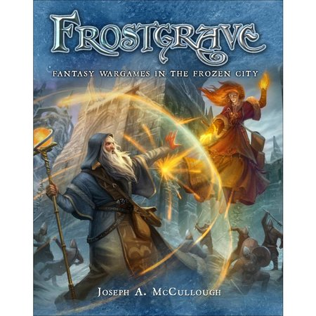 North Star Games Frostgrave Rulebook