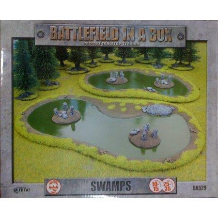 GaleForce Nine Swamps (Battlefield in a Box)