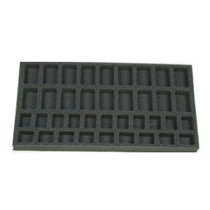 Flames of War 18 Troop 20 HQ Foam Tray