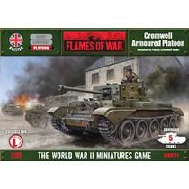 Cromwell Armoured Platoon (plastic)