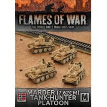 FOW 4.0: Marder (7.62cm) Tank-Hunter Platoon