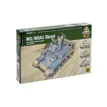 Bolt Action: M3/M3A1 Stuart (plastic)