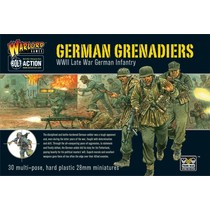 Bolt Action: German Grenadiers (30)