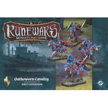 Runewars The Miniatures Game: Oathsworn Cavalry
