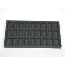 Flames of War 12 Artillery Foam Tray