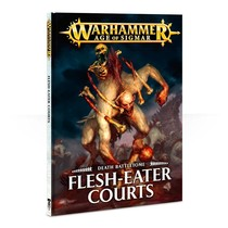 Age of Sigmar 2nd Edition Rulebook Death Battletome: Flesh-Eater Courts (HC)