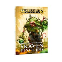 Age of Sigmar 2nd Edition Rulebook Chaos Battletome: Skaven Pestilens (HC)