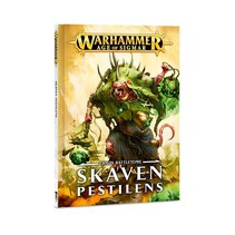 Age of Sigmar 2nd Edition Rulebook Chaos Battletome: Skaven Pestilens (HC)